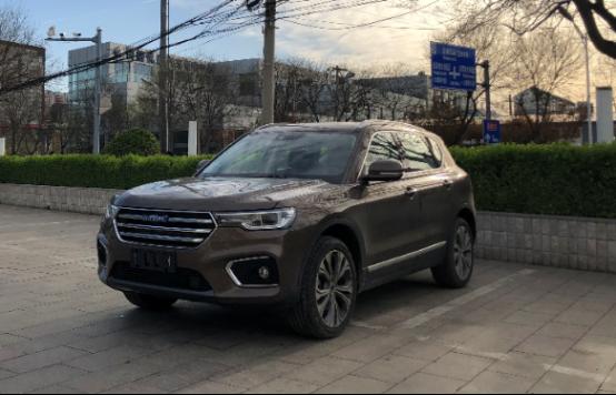 中大型SUV颜值担当——2018款哈弗H7