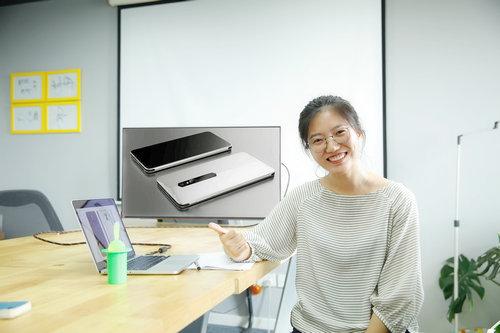 北京理工大学工业设计专业研究生 孙嘉