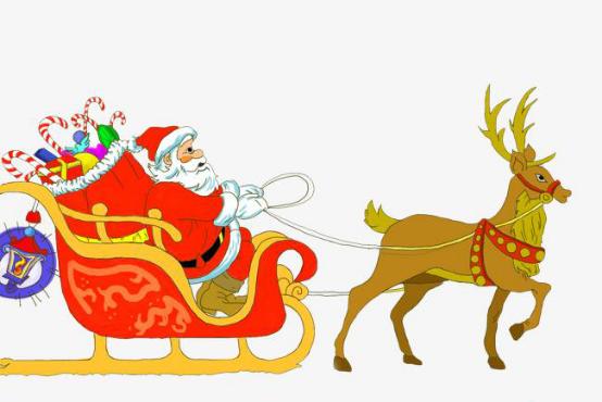 圣诞礼物派送员,全新哈弗H6冠军版来报道