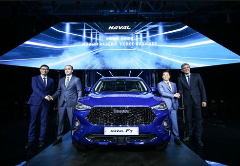 上半年累計銷量近50萬,長城汽車為中國品牌向上突破注入強心劑